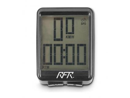 Cyklomerač RFR CMPT 12F WIRELESS blk