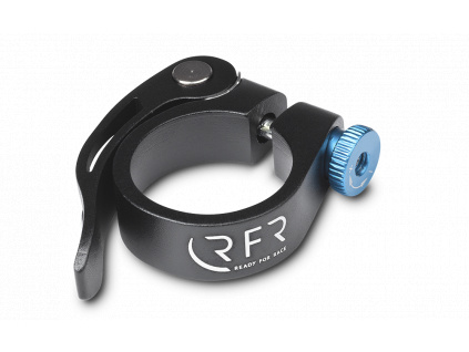 Objímka sedlovky RFR QR čierno-modrá