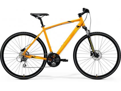 Merida CROSSWAY 20-D matný oranžový(žltý) 2021