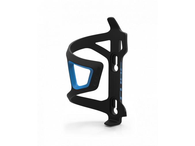 Košík na fľašu CUBE HPP Sidecage pravý modrý
