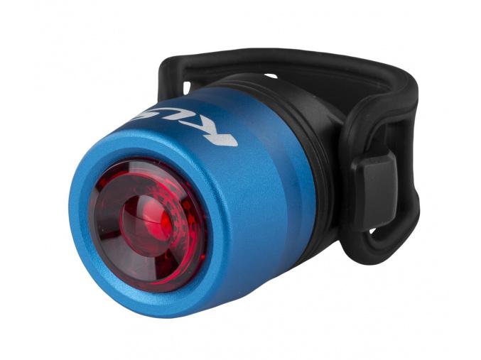 Osvetlenie zadné nabíjateľné IO USB Rear, blue