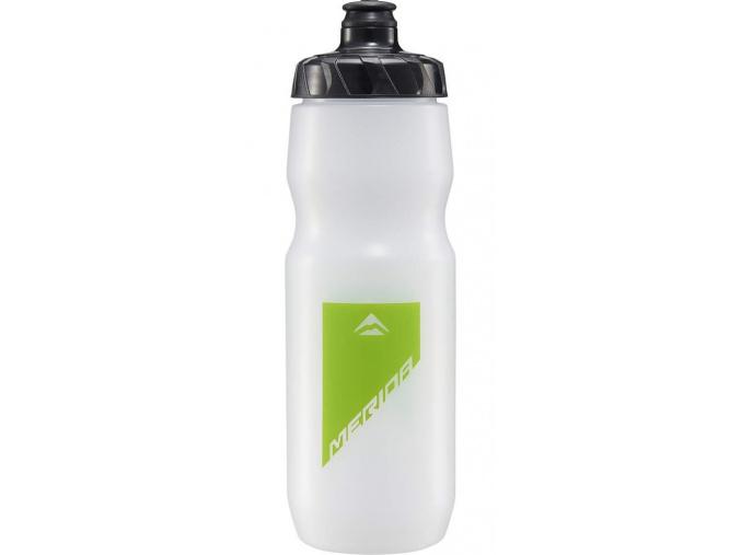 Fľaša MERIDA 4047 transparentná / zelená 0,75 L