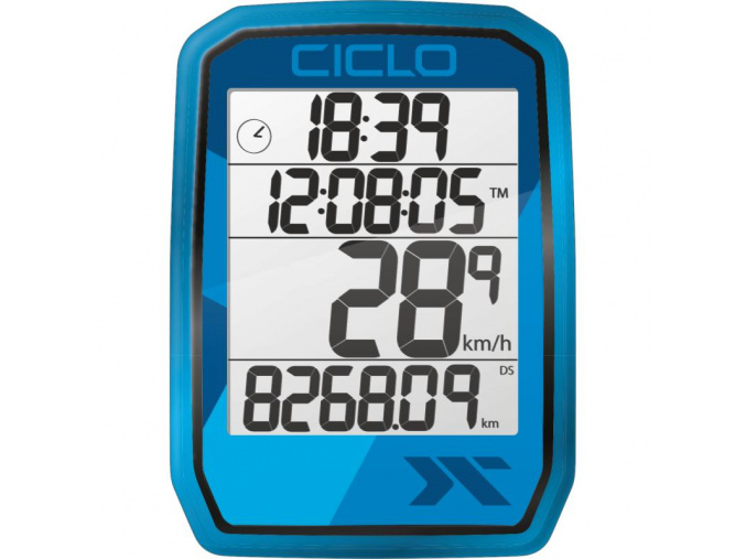 CICLOSPORT PROTOS 105 blue