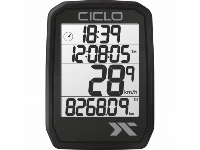 CICLOSPORT PROTOS 105 blk