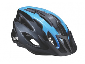 Prilba BHE-35 blk/blue