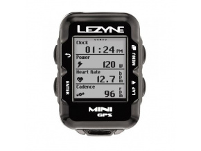 Cyklocomputer LEZYNE MINY GPS