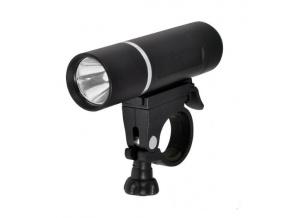 LONGUS 3W Bright svetlo predné  čierne
