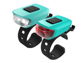 Osvetlenie set KLS VEGA USB, turquoise