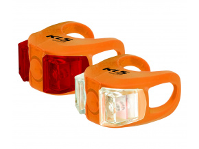 Osvetlenie set KLS TWINS, orange