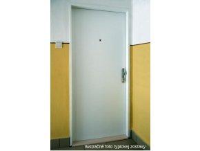 Vchodové dvere do bytu 2. bezpečnostná trieda protipožiarne 30 min.