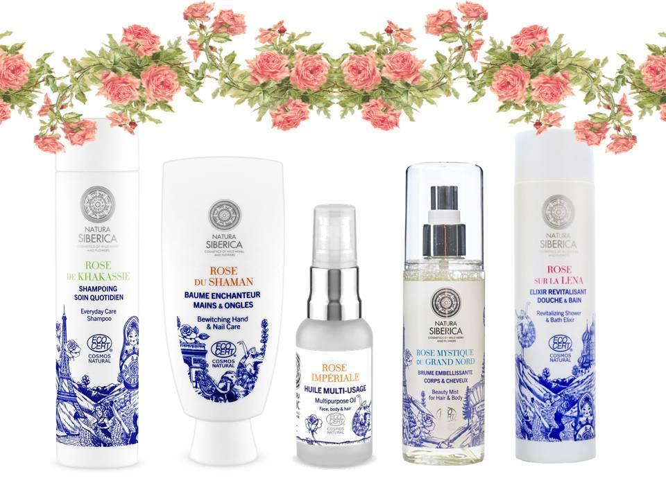 Nová kolekcia kozmetiky SIBERIE MON AMOUR
