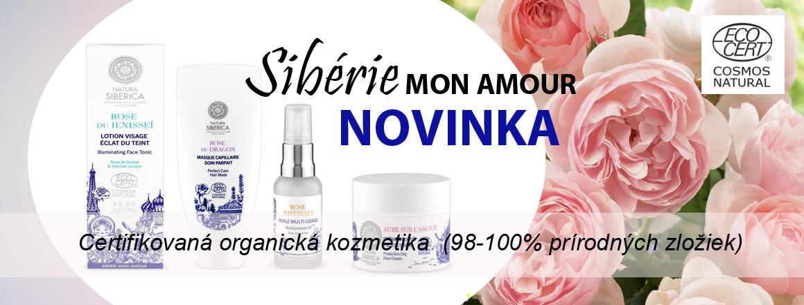 Nová kolekcia Natura Siberica Siberie Mon Amour