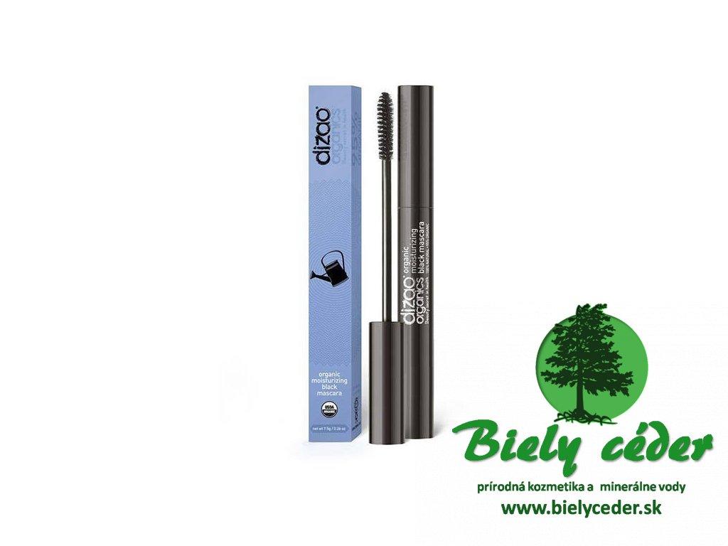 fe430248f DIZAO: 100% prírodná čierna riasenka s vôňou kávy 8 ml - BIELY CÉDER