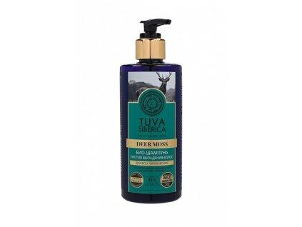 fbe4fc357 Tuva Siberica: Šampón proti vypadávaniu a na rast vlasov 300 ml ...