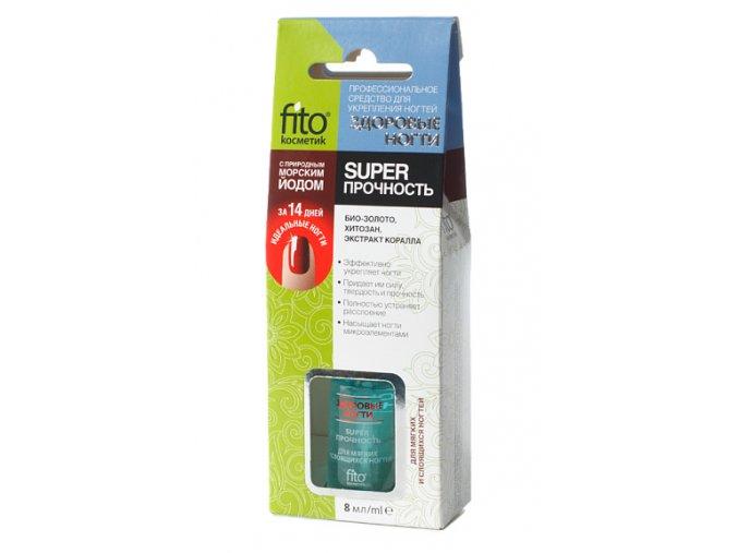 Fito Kosmetik: Super pevnosť nechtov 8 ml