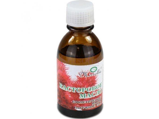 Mirolla: Ricínový olej 50 ml