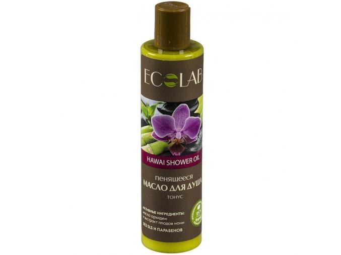 ECO LABORATORIE natural & organic Penivý sprchový olej Regenerácia 250 ml