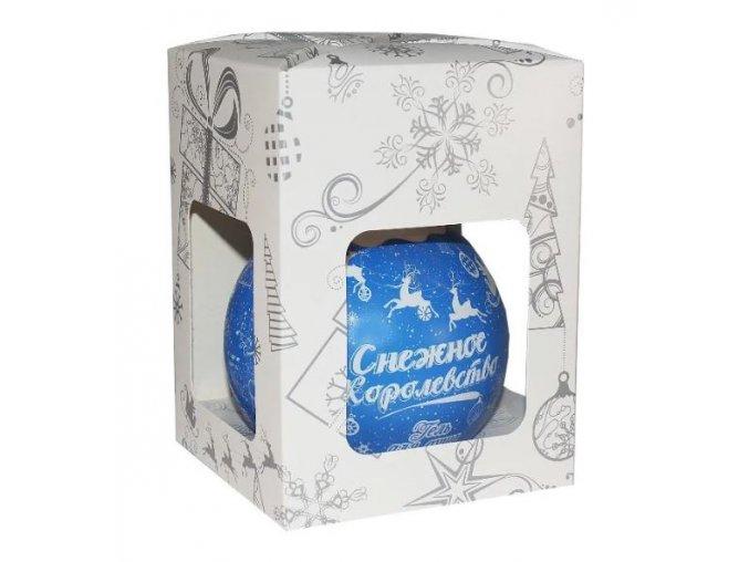 RK: Sprchový gél - pena do kúpeľa v darčekovom balení  Snehové kráľovstvo 310 ml