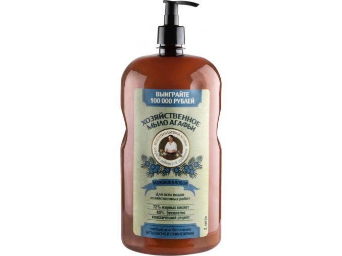 borievkove mydlo