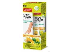 FITO KOSMETIK Krém-maslo na nohy Intenzívna starostlivosť 45 ml