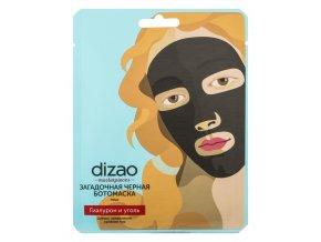 cierna maska
