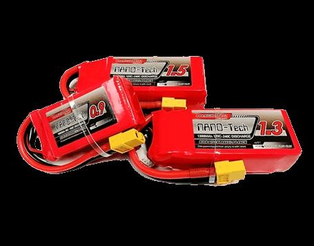 RC baterie