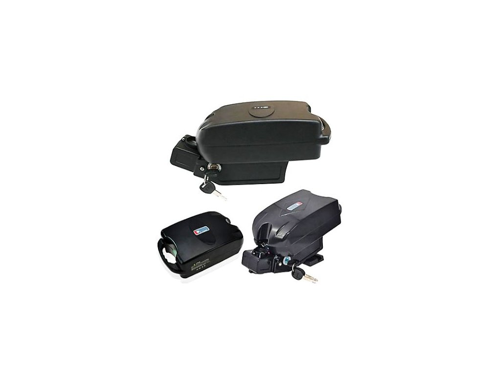 Baterie Li-ion 15,6Ah 36V do elektrokol (podsedlová - frog)