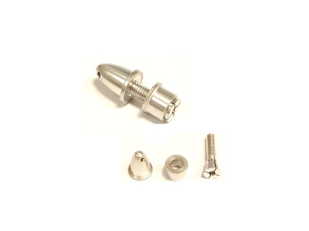 Unašeč pro motory s hřídelí 3.17mm