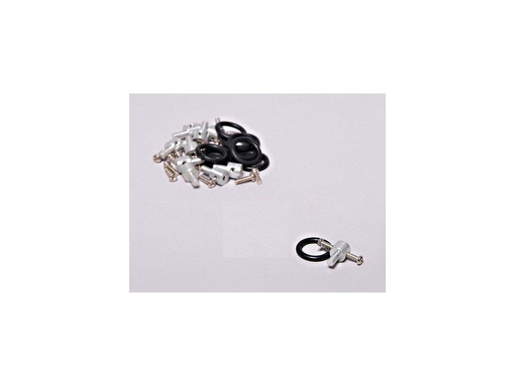 Gumičkový unašeč 2,3mm (trn)