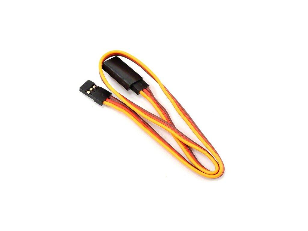 Prodlužovací (70cm) JR servo kabel 22AWG (silný)