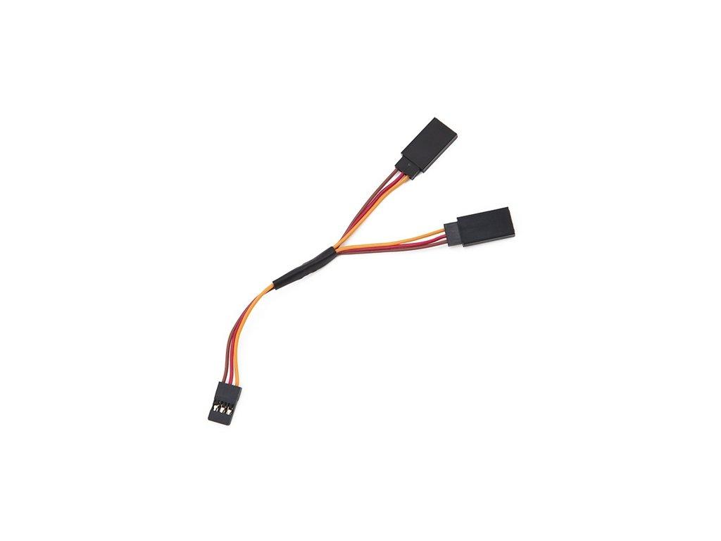 Prodlužovací  Y servo kabel 20 cm