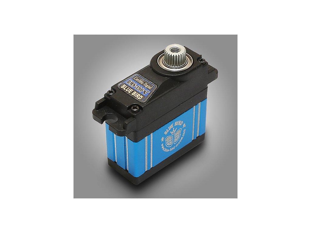 *Blue Bird servo BMS-390V 22,5g/0,11s/5,4kg