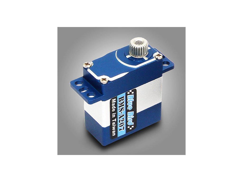 Blue Bird servo BMS-A207 21g/0,05s/6,6kg