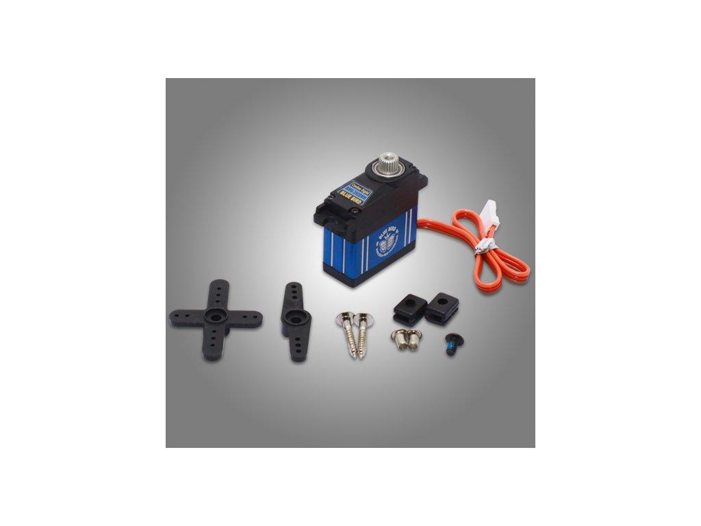 Blue Bird servo BMS-390DMH 22,5g/0,11s/5,4kg