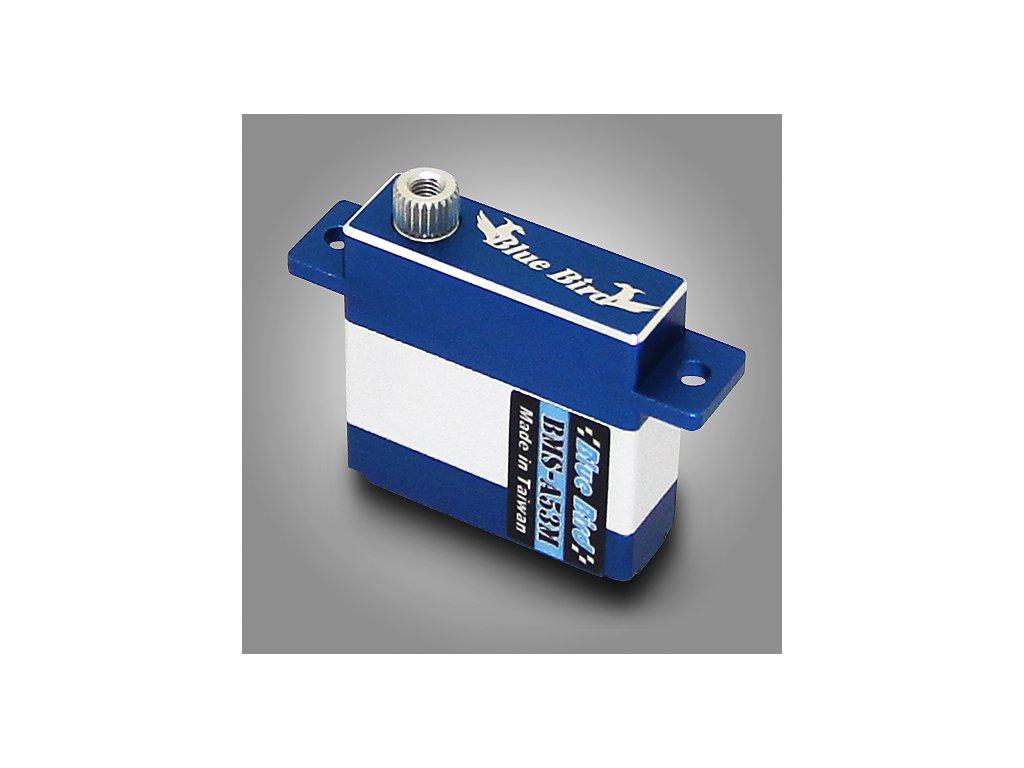 Blue Bird servo BMS-A53M 24g/0,08s/7,4kg-slim