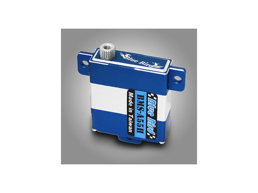 Blue Bird servo BMS-A55H 28g/0,12s/8,6kg