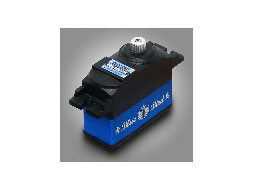 *Blue Bird servo BMS-988DMH 30,5g/0,11s/4,6kg