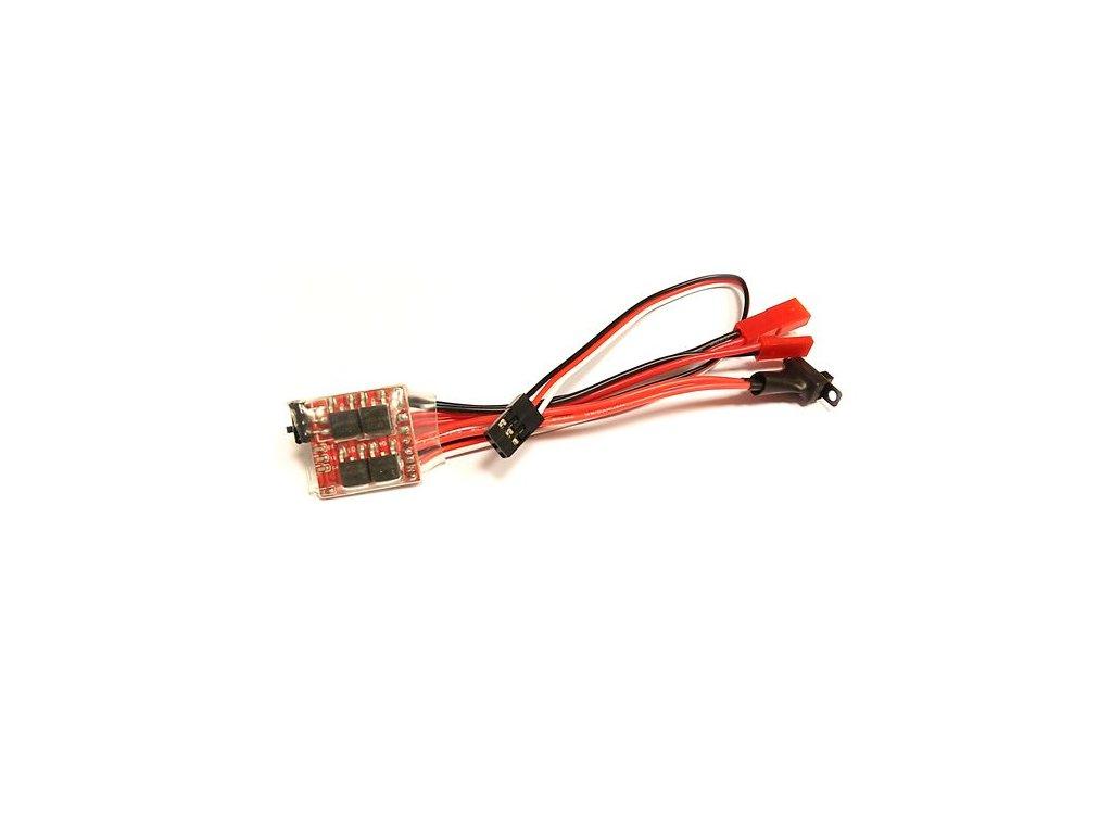 Regulátor Car BH Power 20A ESC (stejnosměrný)