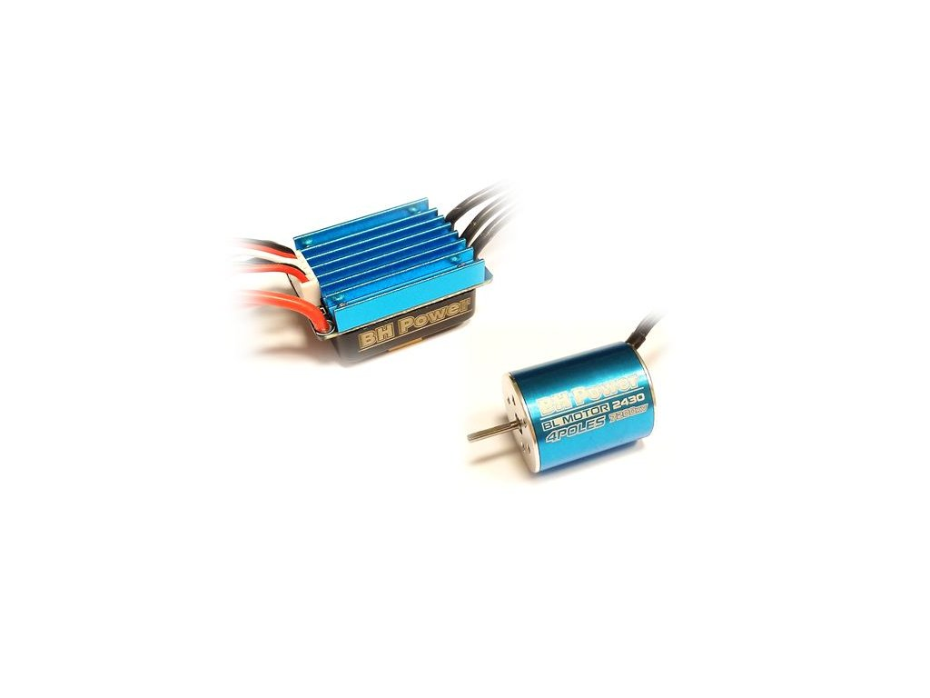 Combo BH Power 2430 7200kv+25A