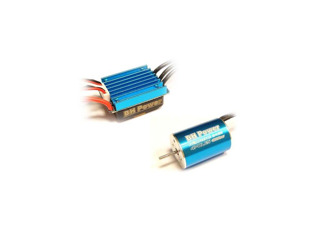 Combo BH Power 2435 4500kv+25A