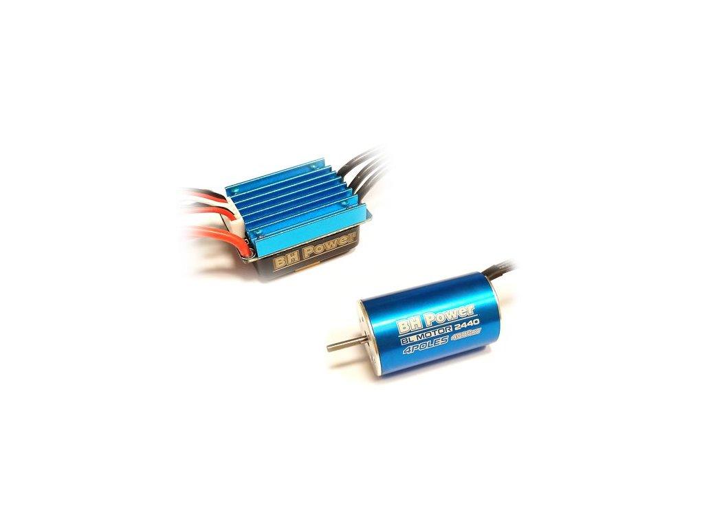 Combo BH Power 2440 4000kv+25A