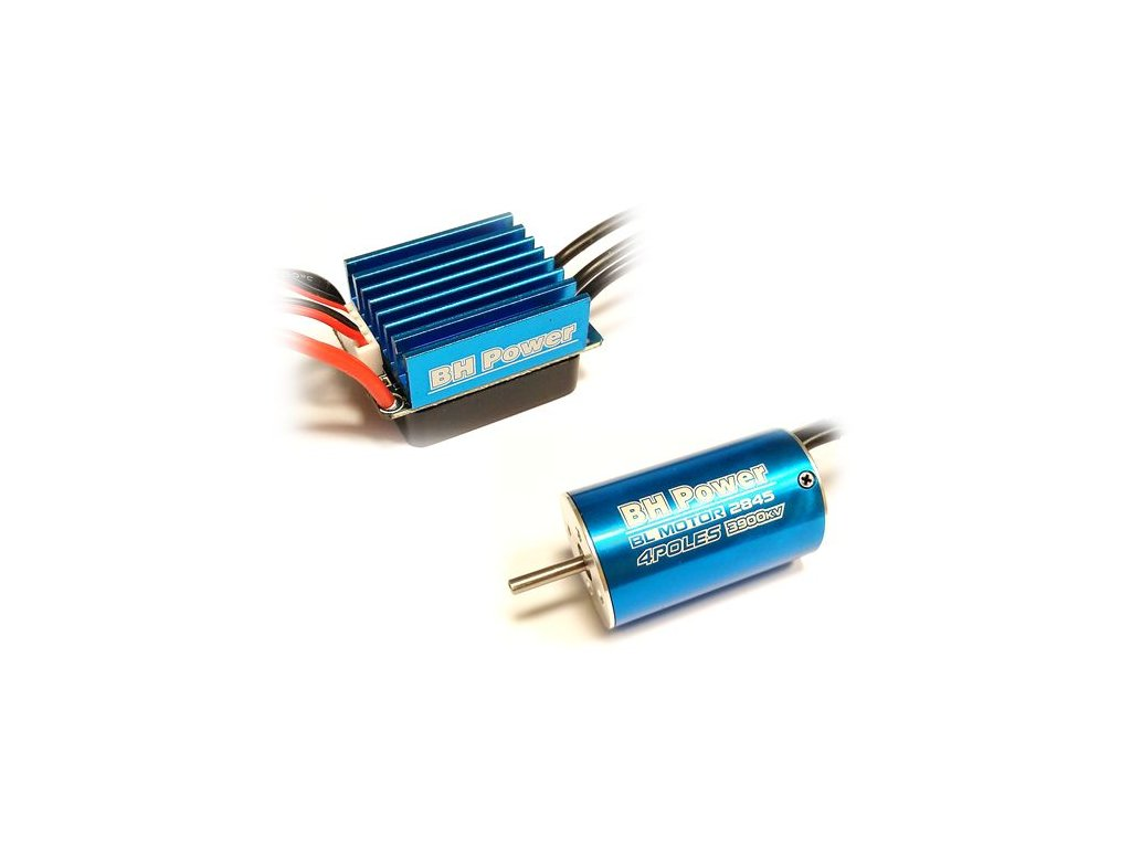 Combo BH Power 2845 3100kv+35A
