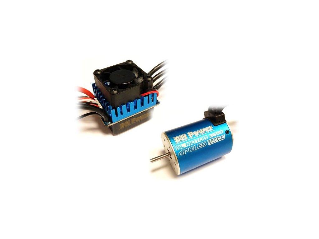 Combo BH Power 3650 2300kv+60A (1/10)