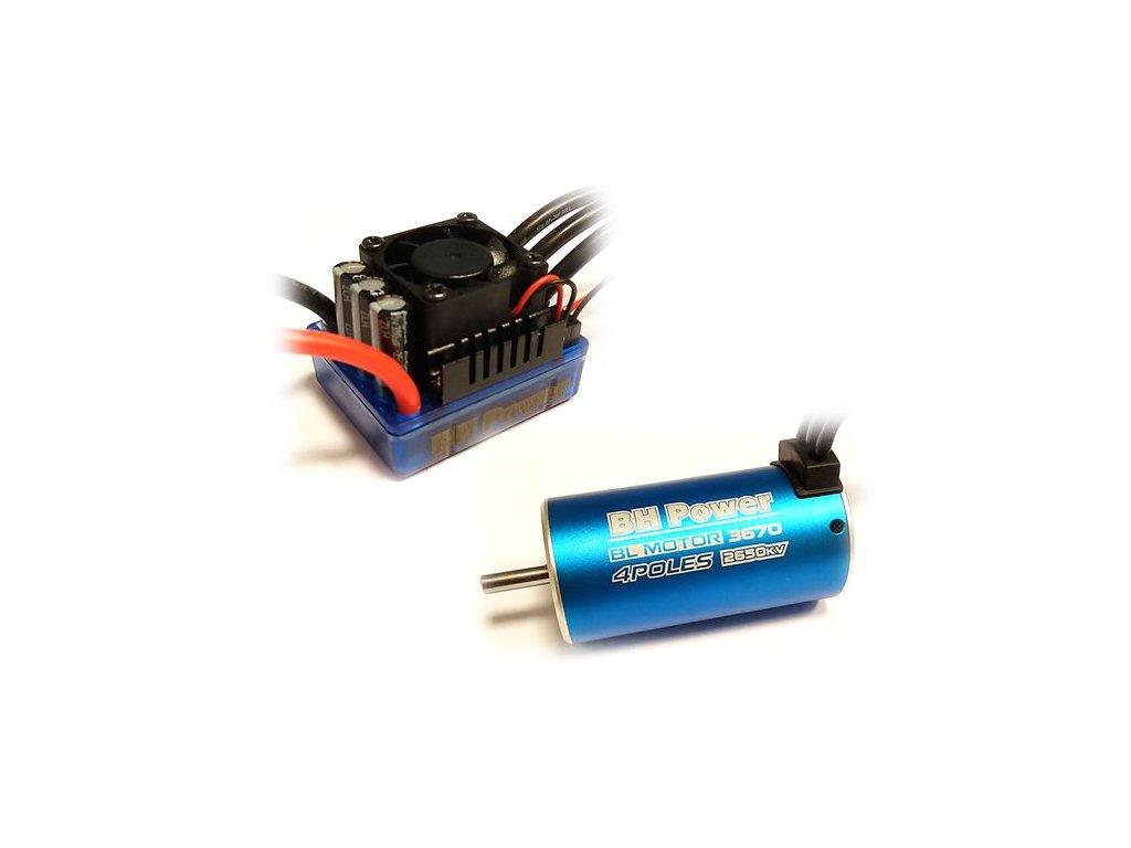 Combo BH Power 3670 2150kv+80A (1/8)