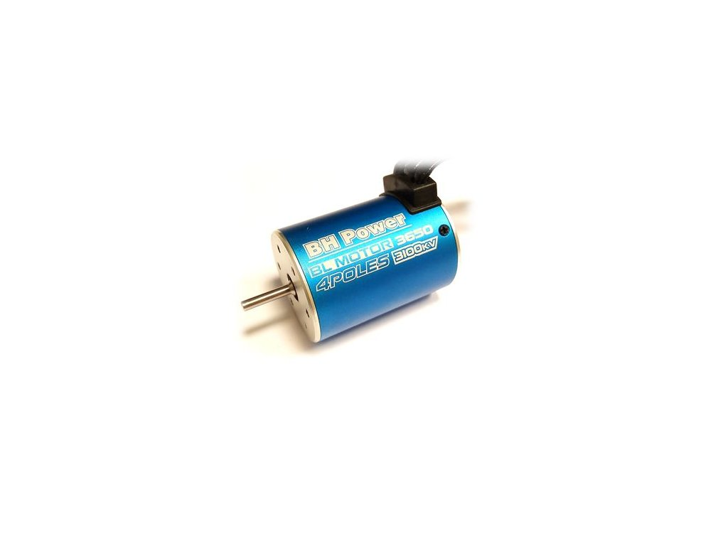 Car Motor BH Power 3650 3100kv (1/10)