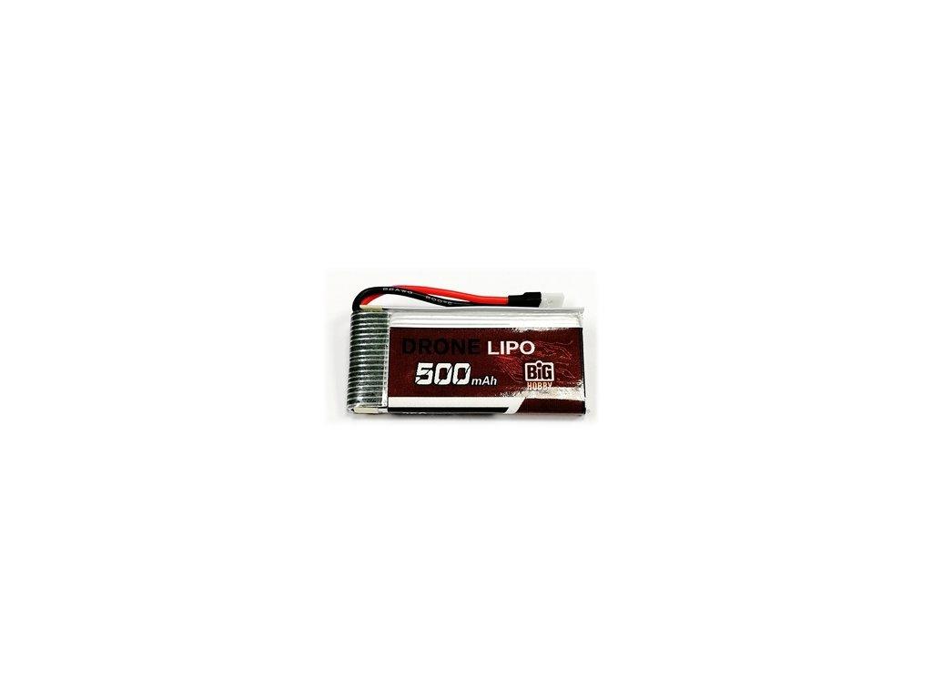 DRONE LIPO 500mAh 1S 35C (70C)