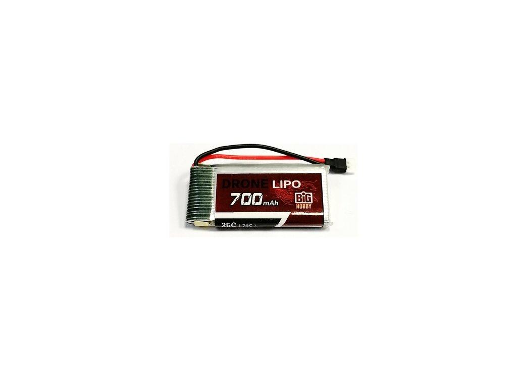 DRONE LIPO 700mAh 1S 35C (70C)