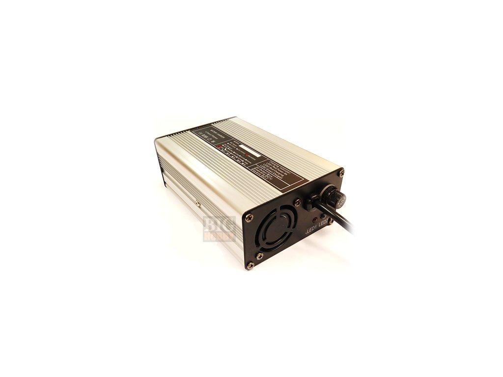 Nabíječka 42V 2A pro 36V baterie Li-ion - konektor (cinch)