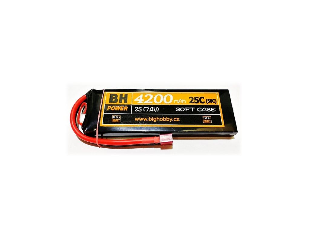 BH Power 4200 mAh 2S 25C (50C)