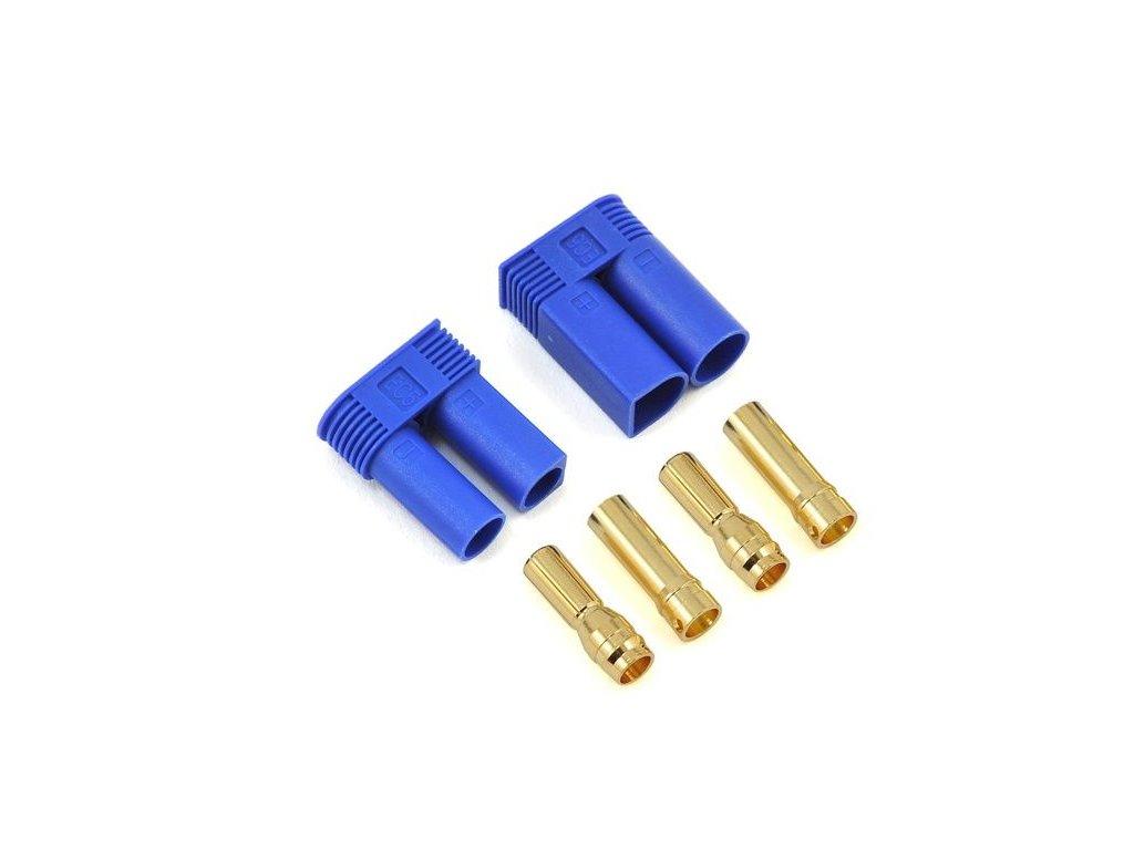 EC5 5mm zlatý konektor/ Protector